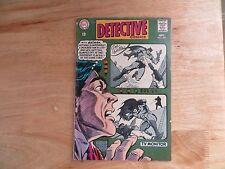 1968 SILVER AGE BATMAN & ROBIN DETECTIVE # 379 SIGNED JOE GIELLA ART WITH POA