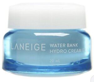 Laneige Water Bank Hydro Cream Mini (20ml) UK Seller Korean Skincare Beauty