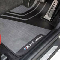 BMW Genuine M Performance Car Floor Mats Front F25 F26 X3 X4 Series 51472407301