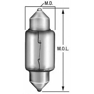 License Light Bulb Rear Wagner Lighting BP11005