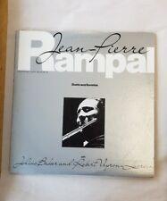 JEAN-PIERRE RAMPAL ~ DUETS AND SONATAS  2 VINYL RECORD SET / 2 LP'S 1977 FANTASY