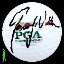 JIMMY WALKER AUTOGRAPHED SIGNED 2016 PGA CHAMPIONSHIP GOLF BALL TOUR COA