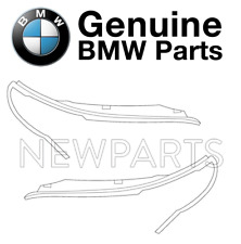 For BMW E60 E61 528i 528xi 535i M5 Set of Right & Left Headlight Gaskets Genuine