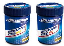 Holmenkol Hybrid Speed Powder Wet + Mid