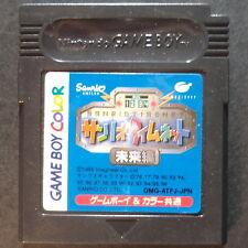 SANRIO TIME NET MIRAI Nintendo Game Boy Color JAPAN・❀・RPG HELLO KITTY サンリオ