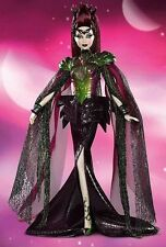 Empress of the Aliens Gold Label Collector Barbie Doll 2012 New in Shipper MINT