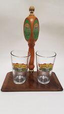 New Beer Sampler w/Sierra Nevada Tap Handle & (2) Glasses  SN#107-Sierra