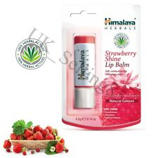 Himalaya Herbals Strawberry Shine Lip Balm 4.5g Buy 2 Get 1