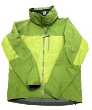 ARCTERYX Stinger Green Ski Snowboard Jacket Mens Size L Gore Tex Pro RECCO