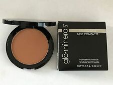 Glominerals Pressed Base Powder Foundation Compact Tawny Medium