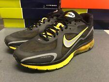 8a62d522cda5 Sz 10.5 Men Nike Air Max Alpha 2011+ 454347-070 Black Yellow