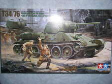 Tamiya 1/35 Russian T34/76 ChTZ Model Tank Kit #35149