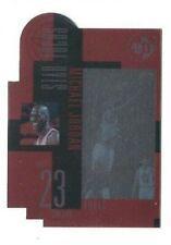 Michael Jordan 1996-97 Upper Deck UD3 Star Focus Die-Cut #23 Basketball Card