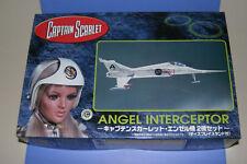 CAPTAIN SCARLET Classic 2 ANGEL INTERCEPTORs Aoshima JAPAN 2005