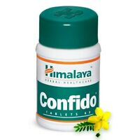 Himalaya Herbal Confido 60 Tablets Ayurvedic Ayurveda Product