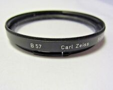 Hasselblad B57 57mm Filter Carl Zeiss Softar III Lens-West Germany 6315049