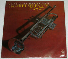Philippines CARLO MONTENEGRO Trumpet Serenade OPM SEALED LP Record