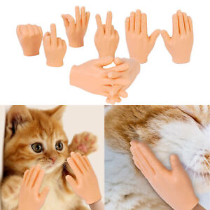 Finger Puppet Mini Finger Hands Tiny Hands & Left Hands and Right Hands