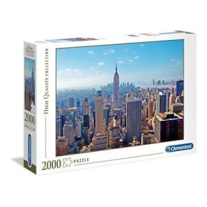 Clementoni 2000 Piece Jigsaw Puzzle Animals Landscapes Cities
