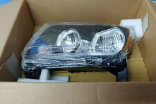 2011-2013 Jeep Grand Cherokee Right & Left Halogen Headlamps w/Bulbs NEW