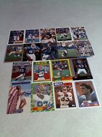 *****Andre Reed*****  Lot of 160+ cards.....114 DIFFERENT / Football