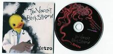 Promo CD METRO © 2007 THE VINCENT BLACK SHADOW / LC 15006