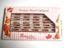 "Bethany Lowe ""Sweetheart Garland in Box"" (9' Bead Garland) (LG2567)"