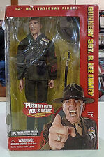 R Lee Ermey Action Figure Sideshow Toy Xtra: Sal...