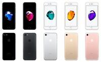Apple iPhone 7 256GB - Schwarz - Jet Black - Gold - Rose - Rot - Silber