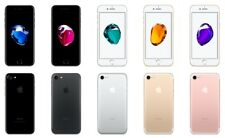 Apple IPHONE 7 256GB - Noir - Jet Or - Rose - Rouge - Argent