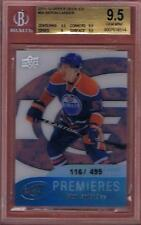 ANTON LANDER ROOKIE 2011-12 UPPER DECK ICE BGS 9.5 RC 116/499 11-12 GEM MINT
