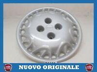 Cover Rim Hubcap Wheel Cap Original FIAT Seicento 1998 46541050