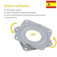 1x Metal Bearing Rotating Turntable mesa giratoria rodamiento horizontal 122