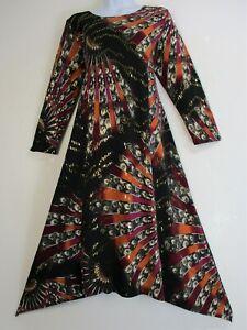 Gorgeous Saloos 3/4 Sleeve Sparkly (gold sparkle) Dress Sizes 12,14,16,18,20,22