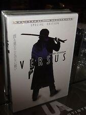 Versus (DVD) 2-Disc! Special Edition! Ryuhei Kitamura, Tak Sakaguchi, BRAND NEW!