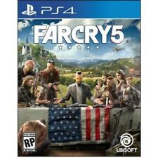 Far Cry 5  For PS4 (Sony, Playstation 4)