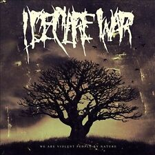 We Are Violent People by Nature by I Declare War (CD, Apr-2014, Artery...