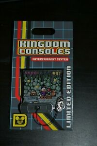 Pin Of The Month Kingdom Consoles DuckTales Nintendo Disney Pin LE 4000