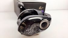 MEGABASS ZONDA 68 DRAGON Left LIMITED EDITION BAITCAST Reel Free Fedex to Usa