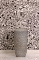 50er 60er Jahre schlichte  Keramik Bodenvase Scheurich 517 45 50s FLOOR VASE