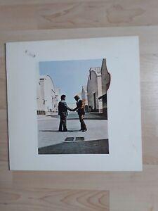LP Vinyl Pink Floyd Wish you were here VG -