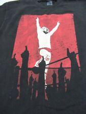 Daniel Bryan WWE AUTHENTIC YES Rebellion T-shirt M