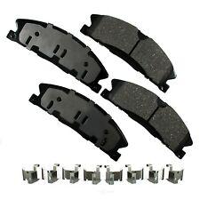 Disc Brake Pad Set-ProACT Ultra Premium Ceramic Pads Front Akebono ACT1611