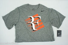 NWT! Nike Roger (Roger Federer) DF Legend Tee  Men Size S 807811 (#2121)