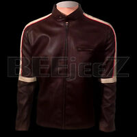 War Of The Worlds Tom Cruise Biker Real Leather Biker Jacket - BNWT