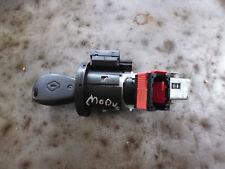 2008 RENAULT MODUS IGNITION BARREL AND KEY