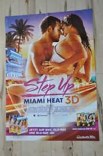 Filmposter A1 Neu Filmplakat Poster Plakat Step Up Miami Heat 3D