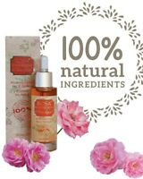 100% natural ingredients PURE Face serum with Bulgarian Rose oil & Rosehip