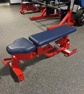 Hammer Strength | Adjustable Bench 0-90
