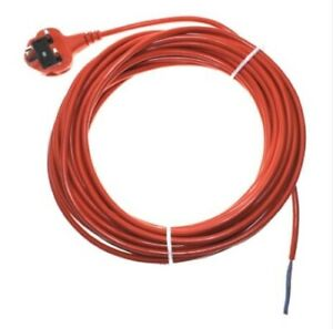 12.5M Extension Lead  - High Visibility Cable (1.0mm, 2 core)